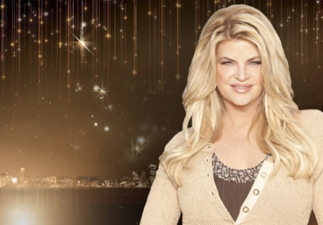 kirstie alley skinny. Kirstie Alley on Dancing with