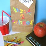 Help your little one beat the back to school blues with these fun tips!