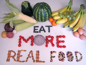 Challenge yourself to eat more natural foods and always read your ingredient lists!