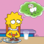 Like Lisa Simpson, I also have a guilty carniverous conscious!