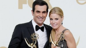 Ty Burrell and Julie Bowen both won Emmys for Best Supporting Actor and Actress and the show nabbed 3 other awrds that night!