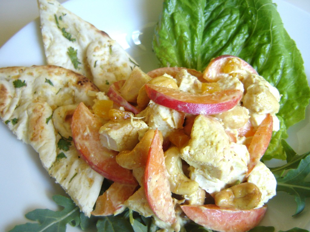 grilled chicken salad coronation coronation chicken salad chicken ...