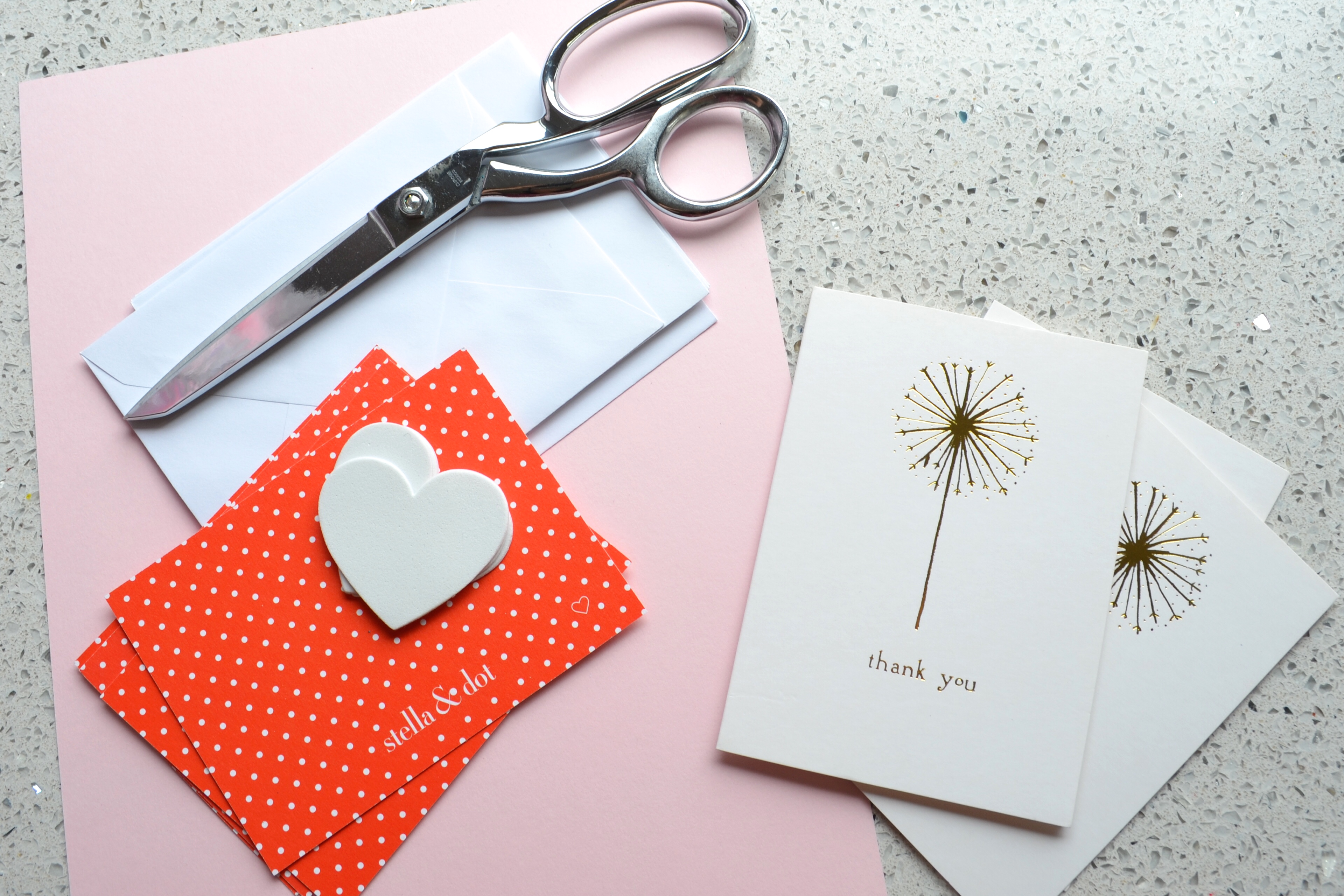 Stella  Dot Valentines Day Note Cards DIYMy Momma Told Me