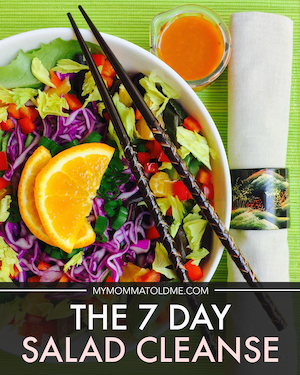 7 Day Cleanse