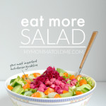 Eat more salad Dr Fuhrman Eat to Live plan Nutritarian Program PBS special the end of dieting