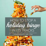 How to stop a holiday binge Dr Fuhrman Eat to Live program nutritarian