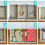 Stella Dot jewelry storage ikea ALEX drawers what can you fit inside