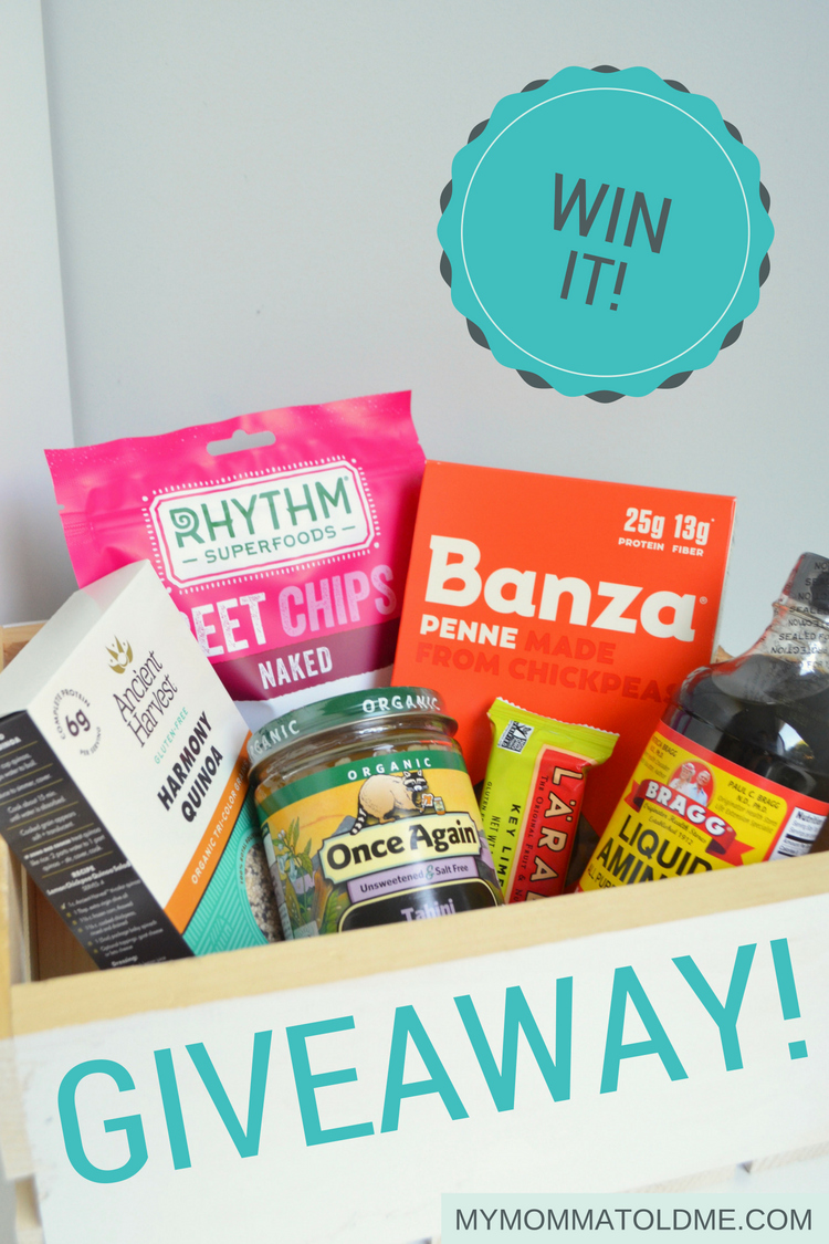 mymommatoldme-giveaway-nutritarian-pantry-gift-basket